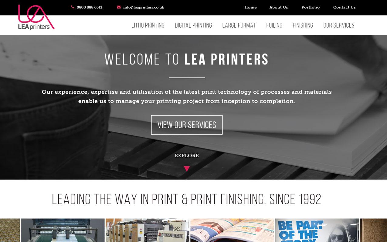 LEA Printers - Yatnam Technologies